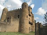 Medieval Capital Of Ethiopia.(gondar)