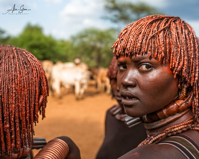 South Omo Valley Tribes