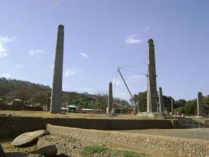 Axum City Tour Packages